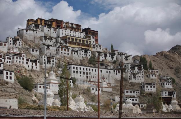 Das Kloster Thikse