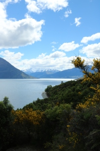 Am Lake Wakatipu