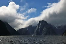 Blick auf den Milford Sound