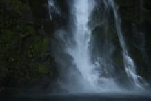 Wie nah kann man einem Wasserfall kommen?